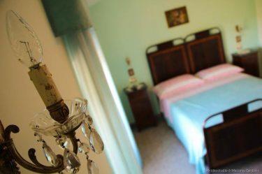 camera matrimoniale del casolare