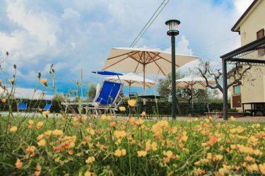 B&B con giardino e piscina