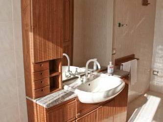 bagno privato nel casolare a Montefalco